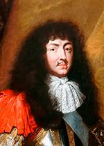 Король-солнце Людовиг XIV